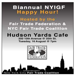 NYC FTC flyer Happy Hour Aug 2011
