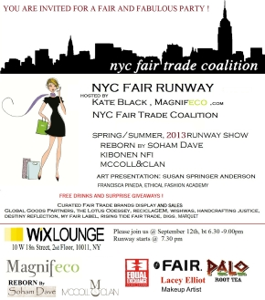 NYC Fair Runway Show